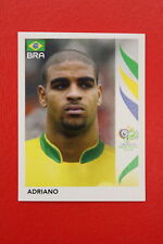 PANINI FIFA WORLD CUP GERMANY 2006 06 N. 394 BRASIL ADRIANO  MINT!!!