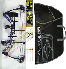 Diamond Archery by Bowtech Infinite Edge SB-1 / SB1 Purple RH-PKG-7-70#