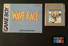 JUEGO NINTENDO GAME BOY WAVE RACE   // ADVANCE / COLOR