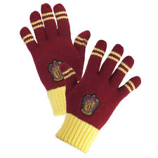 NWT Universal Studio Wizarding World of Harry Potter Gloves Mittens Gryffindor
