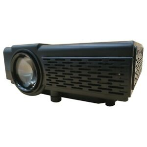 RCA RPJ107-BLACK 480p Home Theater Projector with Bluetooth