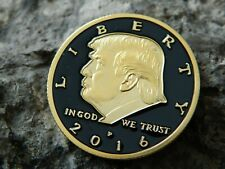 Donald Trump Republican Convention US Gold Black Eagle Collection Gift Coin