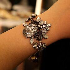 Bracelet Femme Cristal Abeille Moderne Original Soirée Mariage Cadeau CT3