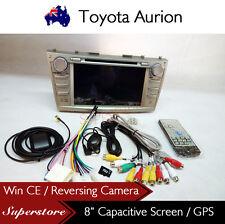 """8"""" Car DVD Head Unit Nav Stereo GPS For Toyota Aurion 2006-2011"""