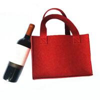 1* Wine Tote Bag 6-grid Carrier Insulated Holder Picnic Cooler Travel 25*18*16cm