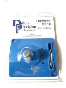 Dillon Precision Part No 22055 Toolhead Stand for RL550 Series and XL750/650