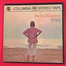 BARBRA STREISAND  People  CQ 686  Reel To Reel  Audio 7 1/2 ips
