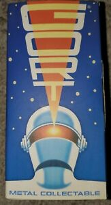 GORT Robot The Day the Earth Stood Still Metal collectable 2002 MISB