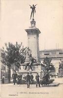 CPA 10 TROYES MONUMENT DES BIENFAITEURS