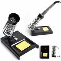 1PCS Soudure Support de fer à Souder base en métal de Fer à souder supporter