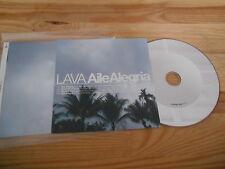 CD Ethno Lava - Snippet Taste : Aile Alegria (1 Song/10 min) Promo AUDIOPHARM cb