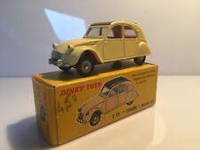 Dinky Toys Citroen 2 Cv  1961  N 558