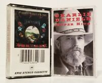 LOT OF 2 CHARLIE  DANIELS CASSETTE TAPES  ~ SUPER HITS & FIRE ON THE MOUNTAIN