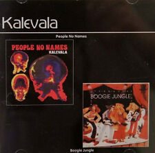 "Kalevala: ""People No Names & Boogie Jungle"" (CD)"