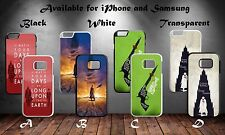 The Dark Tower Stephen King Book Gun Slinger Quotes Hard Phone Case Cover X317
