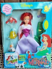 Ariel and Her Friends The Little Mermaid Tyco Disney Doll