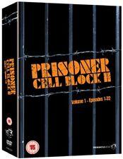 Prisoner Cell Block H: Volume 1 - Episodes 1-32 [DVD]