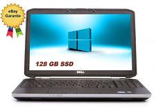 PREMIUM  SSD DELL LATITUDE E6520 15,6CORE i5I5-2520M 2.5GHZ 4GBFull HD WIN10