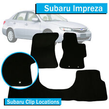 Subaru Impreza - (2007-2011) - Tailored Car Floor Mats - Sedan / Hatch