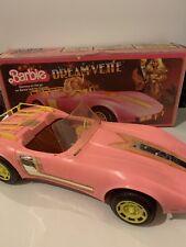 Vintage 1979/1980 Barbie Dream'Vette Corvette Car w/Box Mattel Dream 'Vette