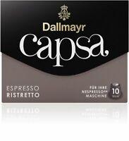 DAL CAPSA ESPRESSO RISTRETTO V10