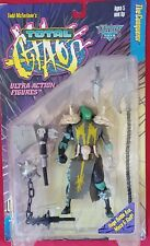 McFarlane The Conqueror Total Chaos Ultra Action Figure 1996 Battle Axe Mace New