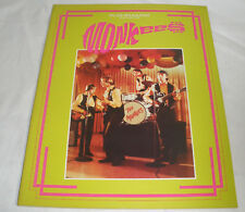 Monkees Files Magazine Collectors Quality Condition 1986
