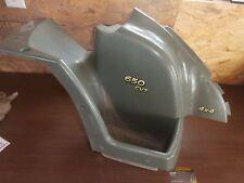 05 John Deere Bombardier Trail Buck 650 Rear Fender RH Back Grn Pocket Panel OEM