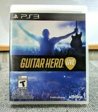Guitar Hero Live PS3 Game Only