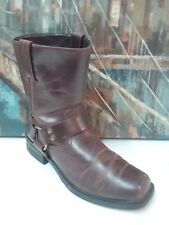 Mens Sonoma Braydon Chukka Leather Dress Boot Style 116367 Size 10M Brown