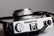 Vintage Canon Canonet 28 Rangefinder Camera