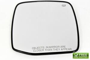 2008-2014 Subaru Tribeca Passenger Side Right Heated Mirror Glass OEM