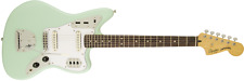 Fender Squire Vintage Modified Jaguar Guitar - Sea Foam Green (0302000557)- NEW!