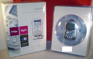 DELPHI MyFi XM2GO PORTABLE XM SATELLITE RADIO RECEIVER with Home / Car Kits NEW
