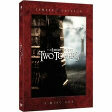New ListingThe Lord Of The Rings The Two Towers Theatrical And Extended Limited Dvd