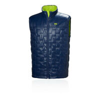 Helly Hansen Mens Lifaloft Insulator Gilet Navy Blue Sports Outdoors Full Zip