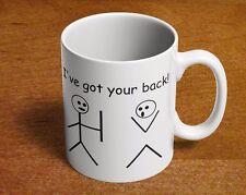 Best Friend Mugs   I've Got Your Back   Friendship Mug    11oz Coffee Mug Cup