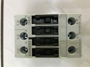 Siemens Schütz Siemens Sirius 3RT1025-1B  genaue Daten siehe Bild