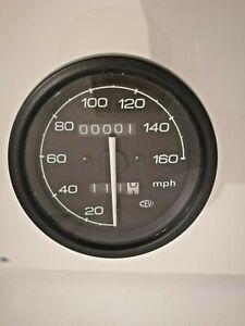 160 MPH CEV Speedometer Contamiglia - BIMOTA DB4 900 - OEM & NEW !