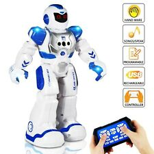 Smart Remote Control Robot Toy for Kids RC Intelligent Children Toys Boy Gift