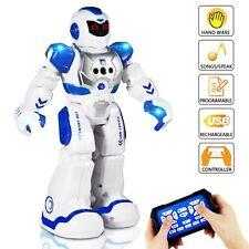 Infrared RC Remote Control Robot Smart Action Singing Dance Walking Sensor Gifts