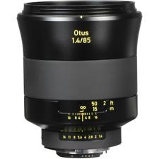 Zeiss Otus 85mm f1.4 ZF.2 - Nikon Para Lente