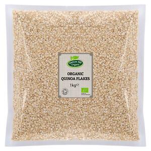 Organic Quinoa Flakes Certified Organic