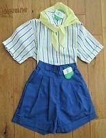 SENIOR SERVICE SCOUT Patch NEW Badge WW2 Civil Defense Official Girl Uniform SSS