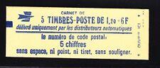 FRANCE CARNET 1974-C1 ** MNH carnet fermé, conf. N° sans, cote: 9  €