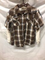 Timberland Boys Button Down Youth Sz XL