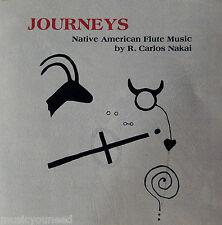 R. Carlos Nakai - Journeys  (CD, 1986, Canyon Records) VG+ 8.5/10