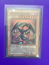 Yugioh Berserk Dragon DR1-EN181 Super Rare