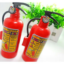 1 Pcs Boy Girl Plastic Water Gun Sprinkler Fire Extinguisher Style Creative Toy