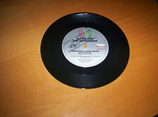 """JASON AND THE SCORCHERS  """"SHOP IT AROUND""""          """"7 INCH 45  1985 Promo"""